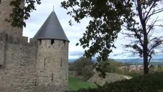 preview picture of video 'Carcassonne - Unterwegs im Süden Frankreichs'