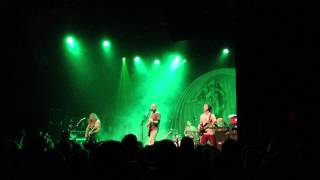 Baroness - Little Things - Live @ Union Transfer, Philadelphia, PA 5/24/13