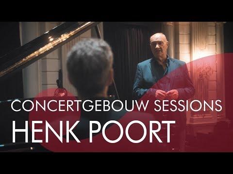 Henk Poort komt naar Dronten met aria's, verhalen en levensliederen