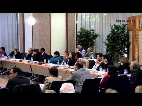 Conseil Municipal de Vaulx-en-Velin du 18 décembre 2014
