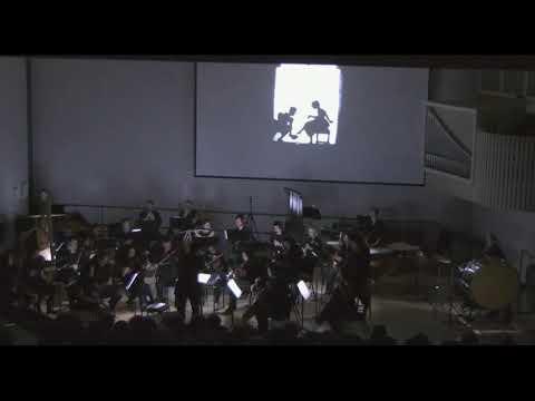 New silent film score: Cinderella