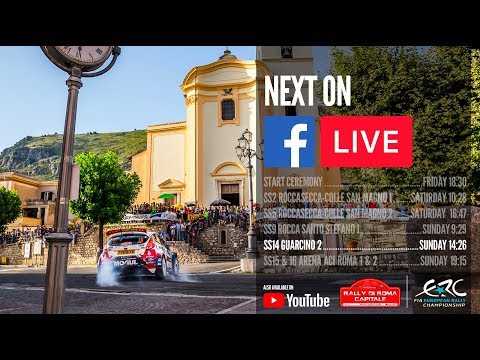 Rally di Roma Capitale 2019 - LIVE from SS14