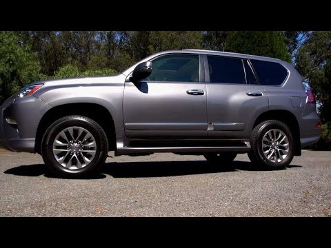 Car Tech - The gigantic Lexus GX 460