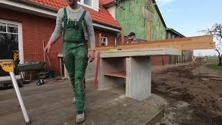 Outdoorküche Bauen Xl : Outdoorküche bauen xl der traum von der outdoorküche egghead