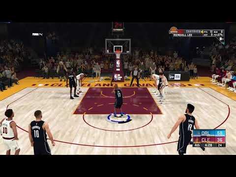 NBA 2K20 rec park im a beast 2K=ken ken