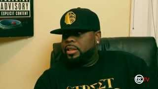 Crooked I speaks about Sucker MC's, Haters and his love of Hip Hop