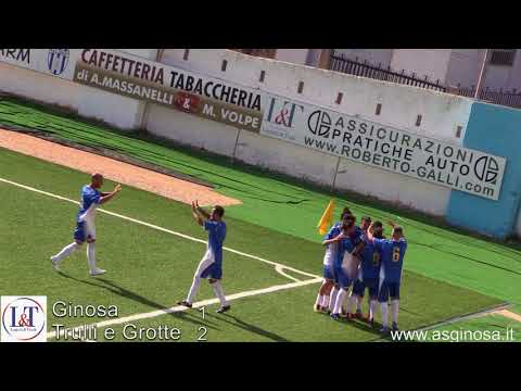 Preview video MARTINA-GINOSA 2-0 I gol