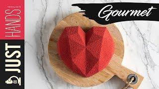 Heart-shaped Cake   Akis Petretzikis