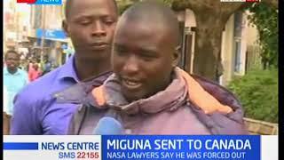 Kisumu residents react to Miguna Miguna's deportation
