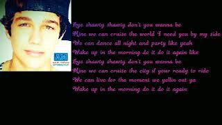 Austin Mahone- Shawty shawty Ft. Bei Maejor lyrics