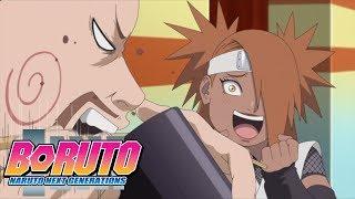 Final Round |  | Boruto: Naruto Next Generations