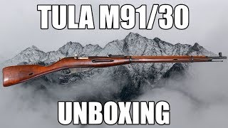 Russian Tula Manufactured M91/30 Mosin Nagant Rifle, Arsenal Refinished, Very Good - Excellent Condition, Hex Receiver...7.62x54R W / Bayonet, Sling and Accessories.
