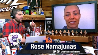 Rose Namajunas on Animosity From Joanna Jedrzejczyk: She Knows 'I'm Coming For Her'