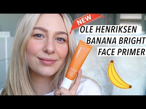 Banana Bright Face Primer by ole henriksen #7
