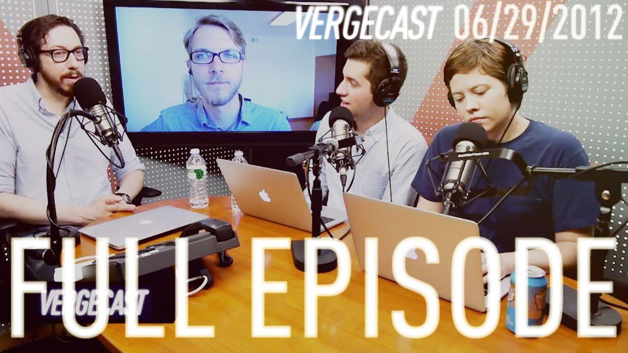 The Vergecast 036: Google's new Nexus thumbnail