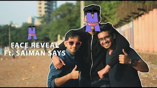 MYTHPAT FACE REVEAL BEHIND THE SCENES VLOG | FT. SAIMAN SAYS | MUST WATCH