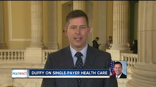 PolitiFact Wisconsin: Duffy on single payer health care