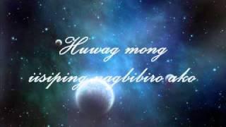 Ariel Rivera - Sana Kahit Minsan With Lyrics