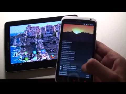 Video of Slideshow HD Live Wallpaper