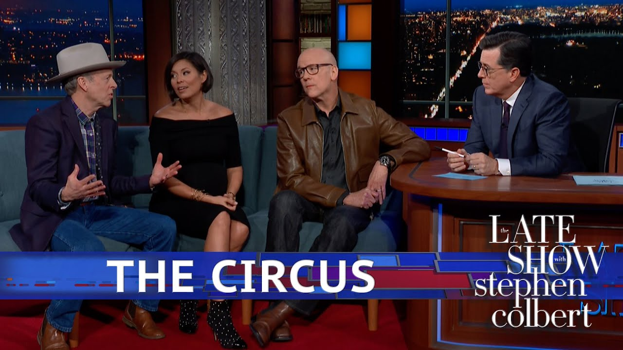 'The Circus' Hosts: Billionaires Against Taxes On Billionaires thumbnail