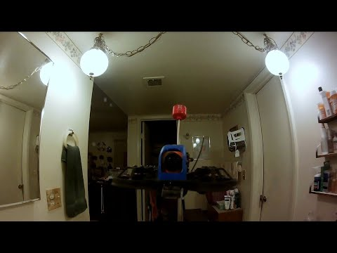 SPCMaker Mini Whale HD Pusher - FPV 1st Flight With Upgraded VTX