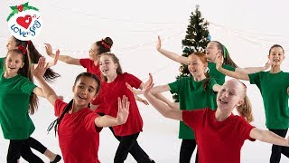 Best Christmas Dance Songs For Kids with Easy Choreography Moves