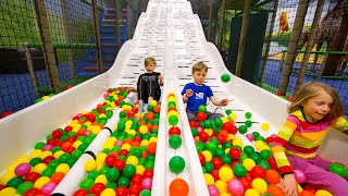 Fun Indoor Playground for Family and Kids at Leo's Lekland #1