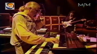 Deep Purple rehearsing for The Battle Rages On Tour 1993
