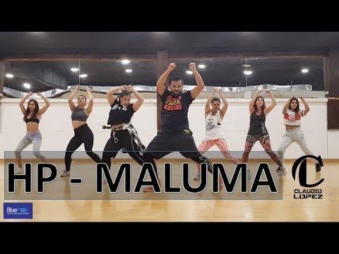 Hp Maluma Zumba