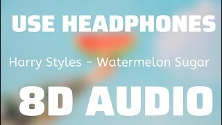 Harry Styles   Watermelon Sugar (8D USE HEADPHONES)🎧