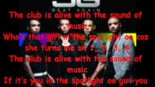 JLS - The Club Is Alive (Lyrics).flv
