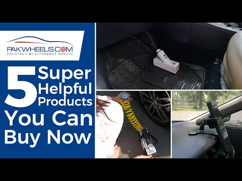 5 Super Helpful Products You Can Buy Now | PakWheels.