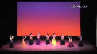 中区民ダンスフェスティバル2010年7月10日