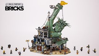 Lego Movie 2 70840 Welcome to Apocalypseburg Speed Build