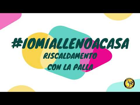 Preview video #iomiallenoacasa #riscaldamentoconpalla