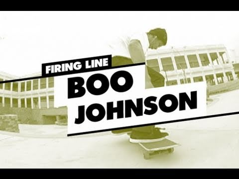 Firing Line - Boo Johnson