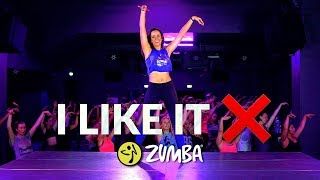 """I LIKE IT"" - Cardi B, Bad Bunny & J Balvin / Zumba® choreo by Alix"