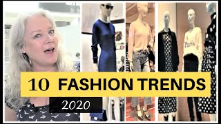 Fashion Trends for 2020 ( 10 Styles for Mature Women over 50 )