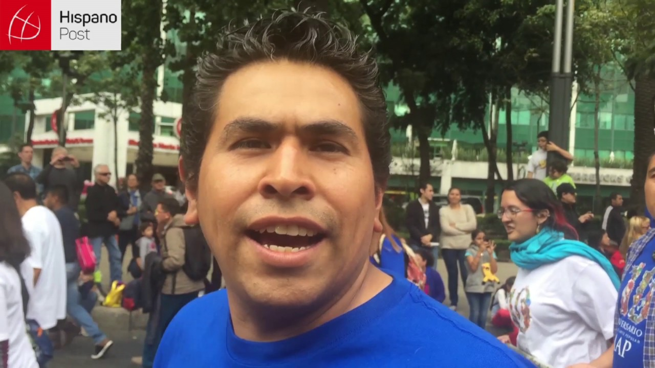 Arte popular recorrió  las calles de Ciudad de  México