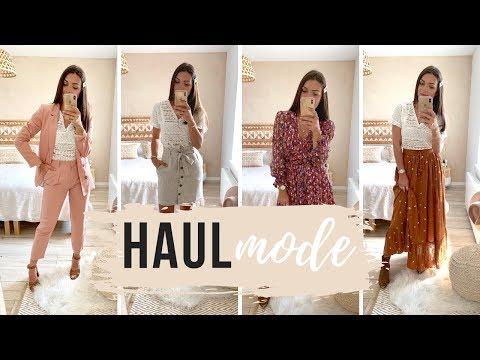 HAUL mode - Printemps/été