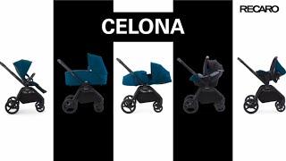 Recaro Celona Stroller   New Stroller 2020   Recaro Travel System in Depth Look