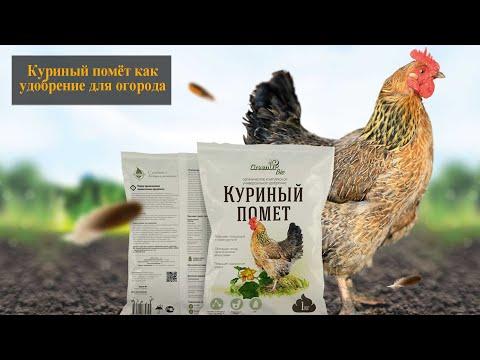 Куриный помет как удобрение как применять