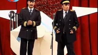 Komedi Dükkanı Pilot Ve Hostes