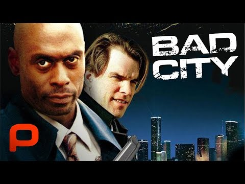 Bad City (Full Movie) Crime Thriller 🔫