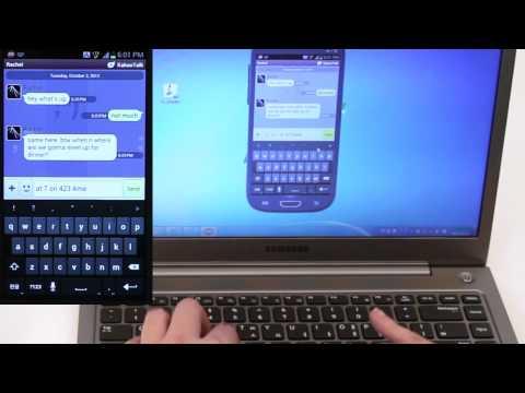 Vídeo do Mobizen Screen Recorder