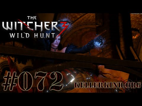 The Witcher 3 #072 - Brechen des Fluchs ★ Let's Play The Witcher 3 [HD|60FPS]