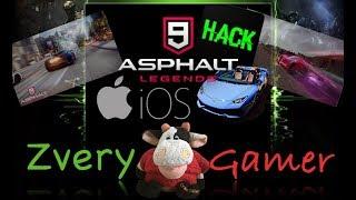 Zvery Gamer - Asphalt 9 ОБЗОР + ВЗЛОМ {iOS}