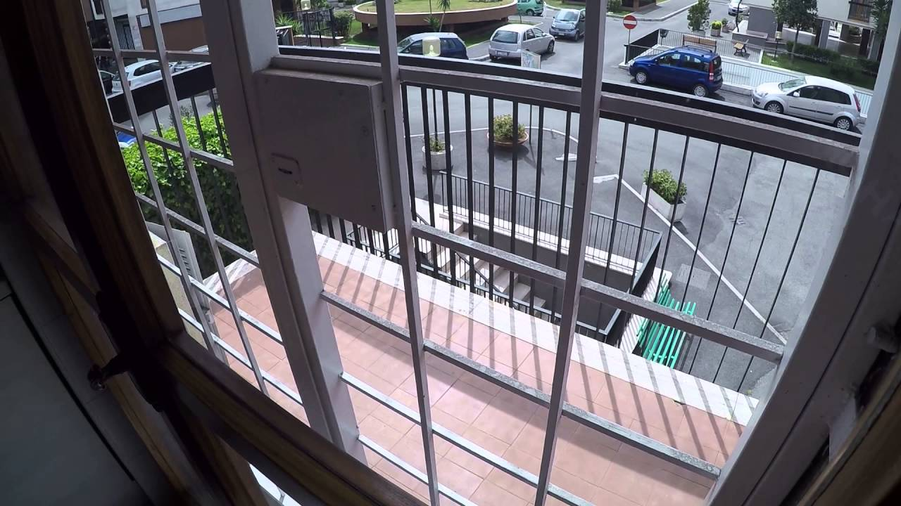 5 Rooms for rent in sunny apartment with balcony in Tiburtina area