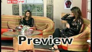 Lag Ja Gale Ke by ALMAS SARDAR on Morning Delight show (METRO ONE TV)