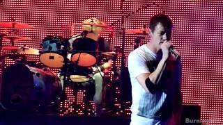 3 Doors Down - It's Not Me / Live @ Mitsubishi Electric Halle Düsseldorf 07.03.2012 (720p HD)